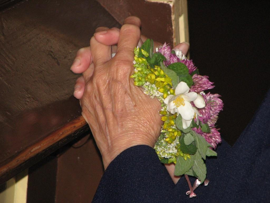 Aging prayer