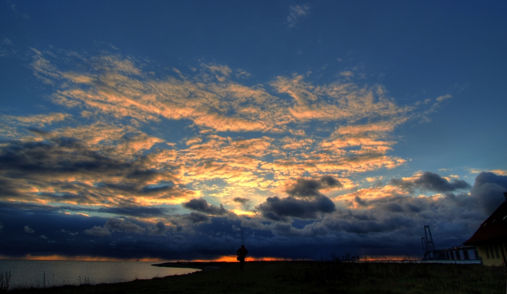 Fisherman sky