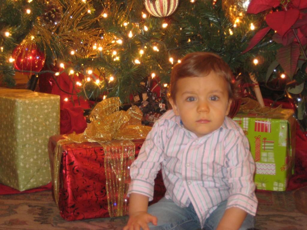 Luca Bugarin Christmas 2011