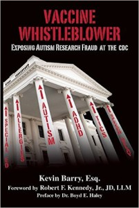 CDC Whistleblower book