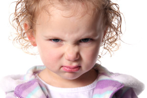 Angry toddler 2